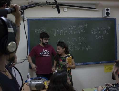 Encuentro con Pablo Tocino y su serie 'UNA PERRA ANDALUZA' lunes 14 de junio | 17:00h